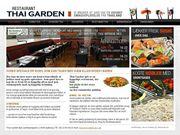 thai garden restaurant ApS - 22.11.13