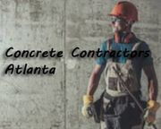 Concrete Contractors Atlanta - 16.07.20