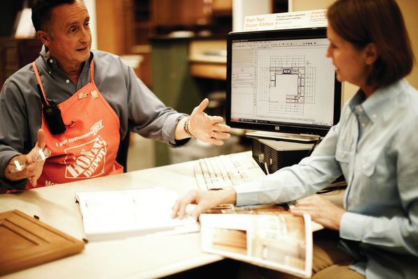 Home Services at The Home Depot - 27.04.16