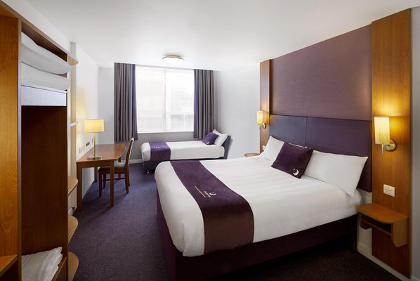 Premier Inn Belfast City Cathedral Quarter hotel - 13.01.20