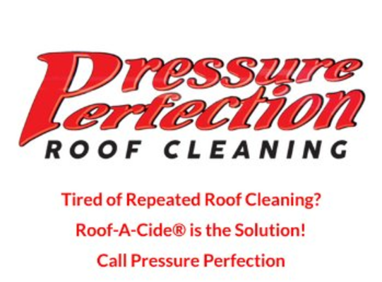Pressure Perfection Roof Cleaning - 12.09.19