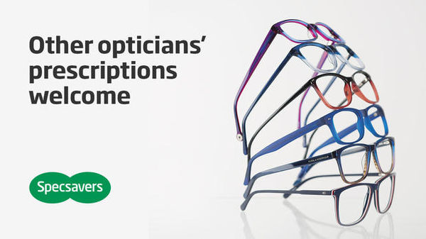 Specsavers Opticians Bridgwater - 09.04.18