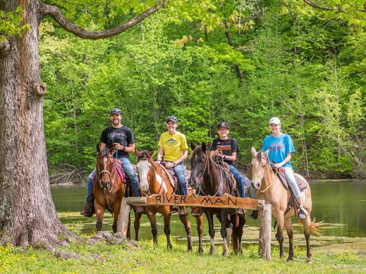 Riverman Trail Rides - 26.10.18