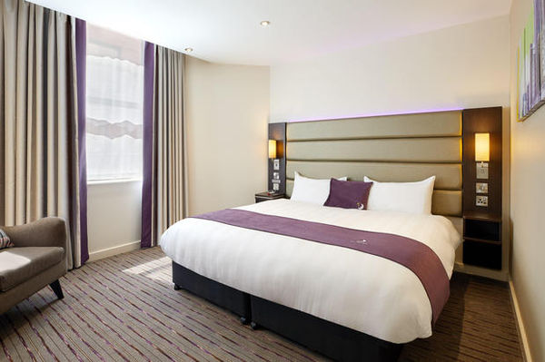 Premier Inn Burnley hotel - 12.11.19