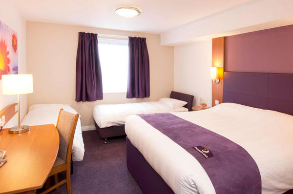 Premier Inn Carlisle Central North hotel - 06.09.19