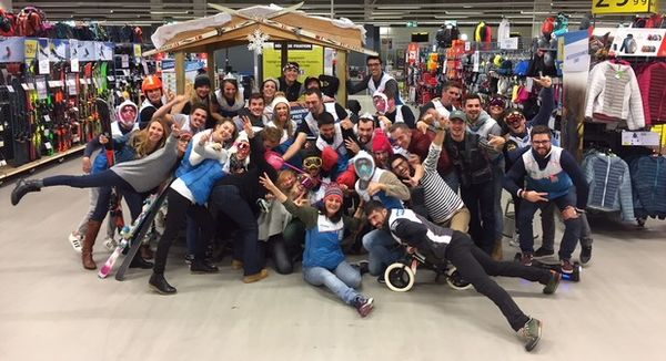 Decathlon Chambray Les Tours - 27.03.18