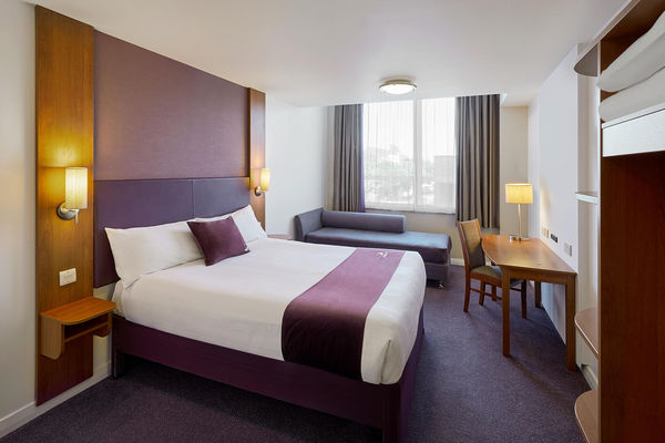 Premier Inn London County Hall hotel - 13.01.20