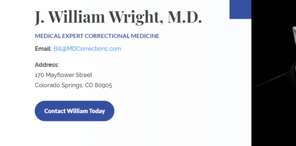 J. William Wright, M.D - 15.03.19