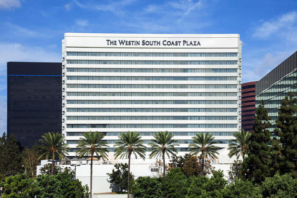 The Westin South Coast Plaza, Costa Mesa - 21.10.19