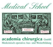 Medical School academia chirurgica - 20.11.16
