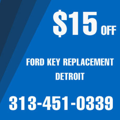 Ford Key Replacement Detroit - 14.03.19