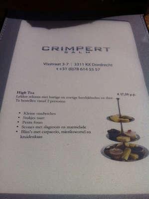 Crimpert Salm Grand Café de Restaurant - 16.04.12