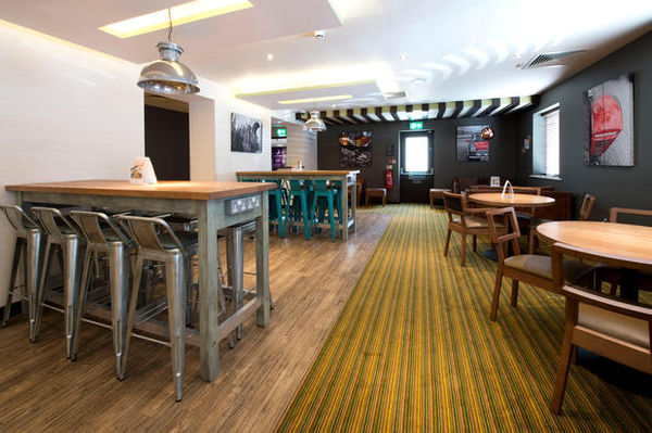 Premier Inn London Edgware hotel - 03.09.19