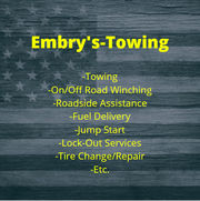 Embry's Towing - 19.01.20
