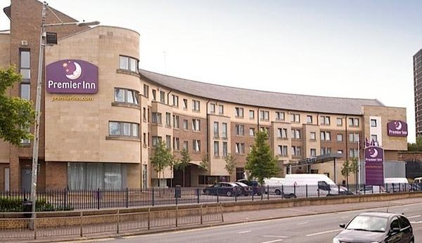Premier Inn Glasgow City Centre South - 11.12.15