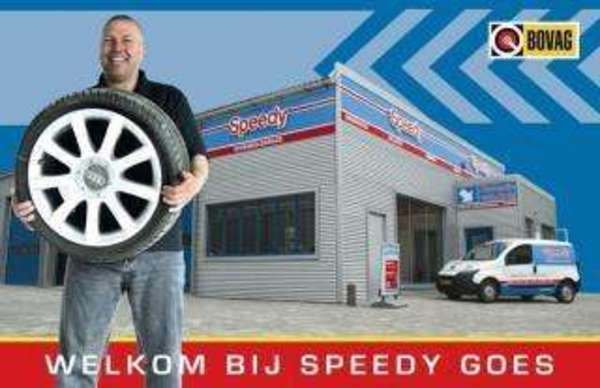 Speedy Goes - 01.02.12