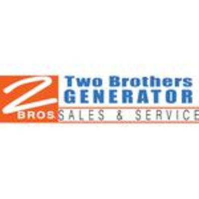Two Brothers Generator Sales & Service - 17.10.19