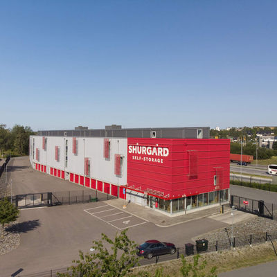 Shurgard Self-Storage Hägersten - 12.12.19