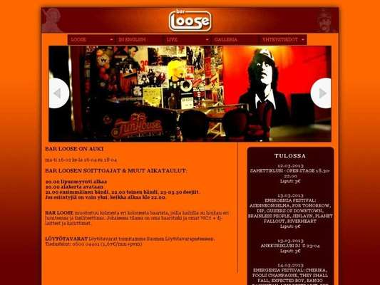 Bar Loose - 12.03.13