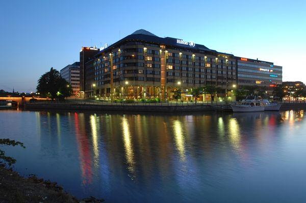 Hilton Helsinki Strand - 13.07.17