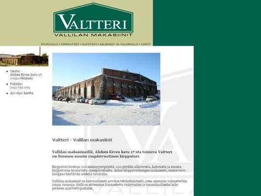 Valtteri - Vallilan makasiinit - 11.03.13