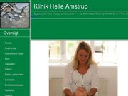 Kranio-Sakral Terapi Og Tensegrity (Helle Hvid Amstrup) - 27.11.13