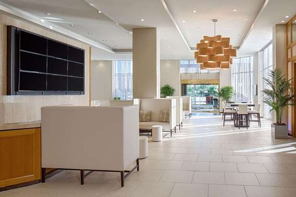 DoubleTree by Hilton Hotel Houston - Greenway Plaza - 21.10.19
