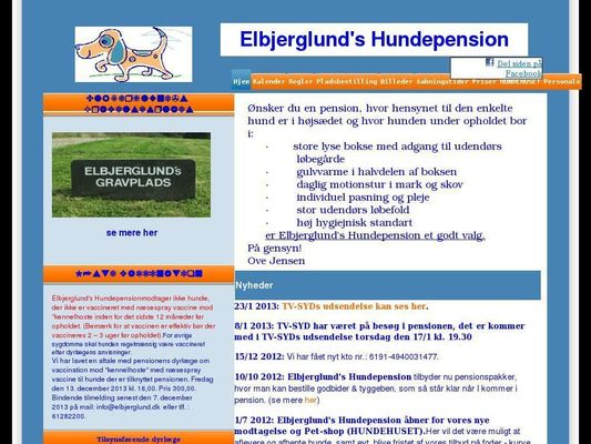 Elbjerglund´s Hundepension - 27.11.13