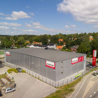 Shurgard Self-Storage Huddinge - 12.12.19