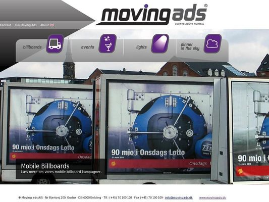 Moving Ads A/S - 23.11.13