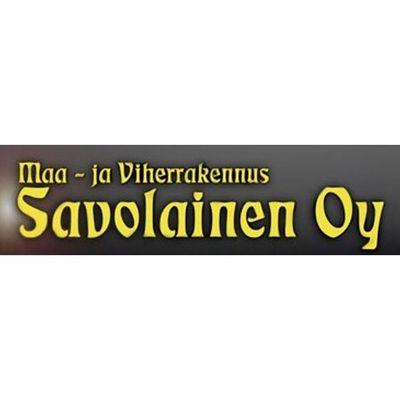 Maa- ja Viherrakennus Savolainen Oy - 29.10.15