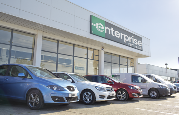 Enterprise Rent-A-Car - Gare de La Rochelle - 14.06.18