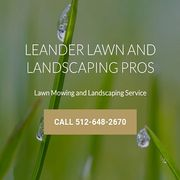 Leander Lawn and Landscaping Pros - 19.12.19