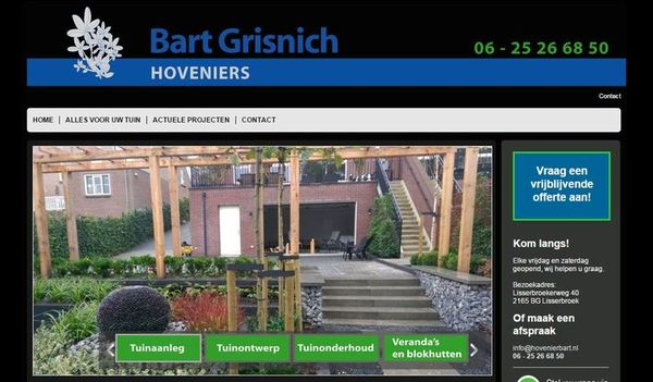 Bart Grisnich Hoveniers - 22.02.19