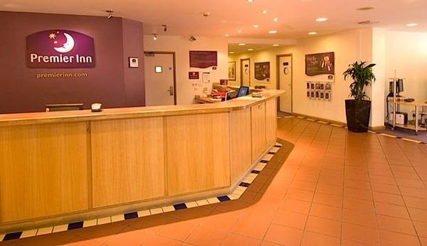 Premier Inn Liverpool City Centre - 09.12.15