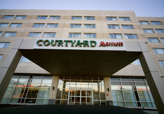Courtyard by Marriott Montreal Airport - 01.03.17