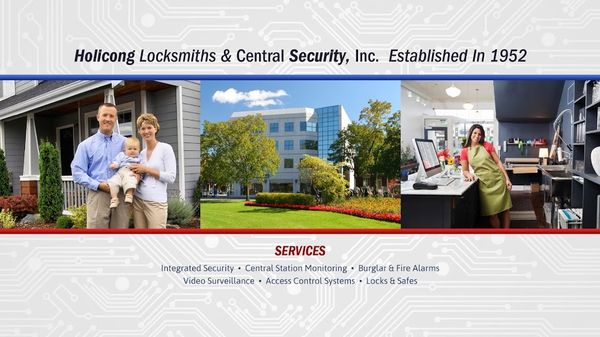 Holicong Locksmiths & Central Security - 15.12.15