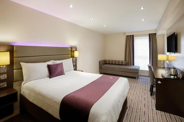 Premier Inn Newcastle City Centre Millennium Bridge hotel - 05.08.19