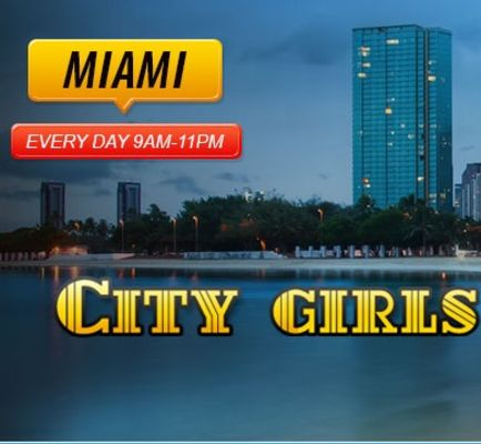 Miami City Girls - 12.12.13