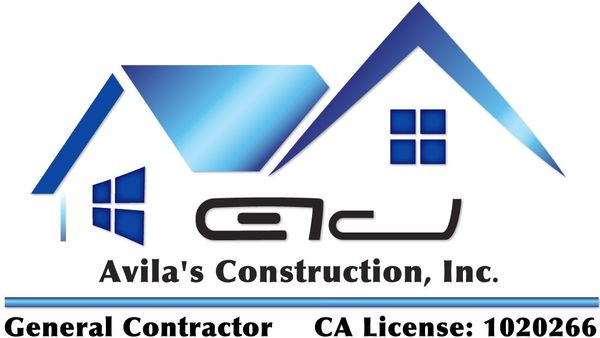Avila's Construction Inc - 09.08.18