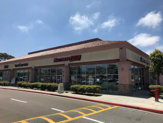 Mattress Firm Oceanside - 23.07.18