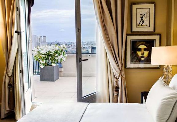 Prince de Galles, a Luxury Collection Hotel, Paris - 02.08.17