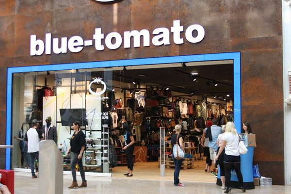 Blue Tomato Shop Linz - 10.05.18