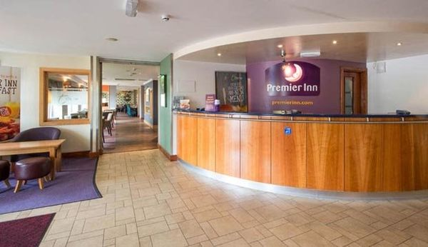 Premier Inn Poole North - 11.12.15