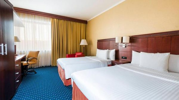 Courtyard by Marriott Prague City - 30.08.19