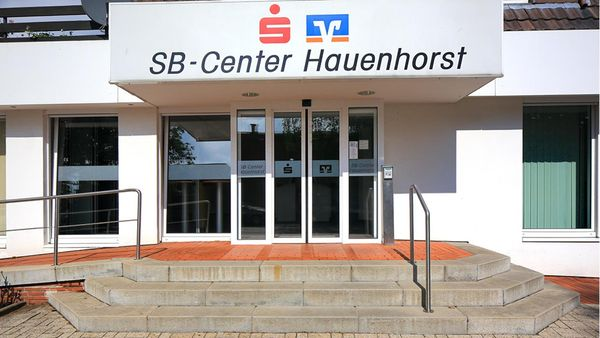 VR-Bank Kreis Steinfurt eG, SB-Center Hauenhorst - 18.07.16