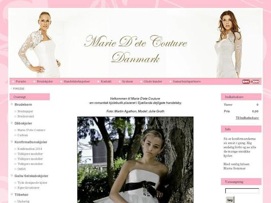 Marie D'ete Couture - 21.11.13