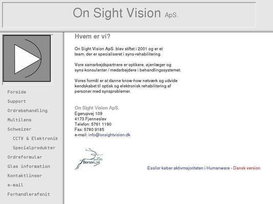 On Sight Vision - 21.11.13