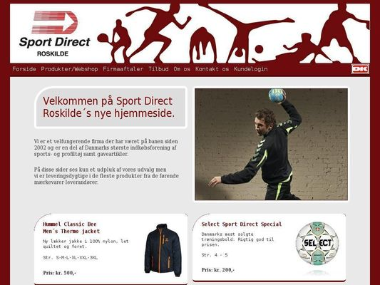 Sport Direct Roskilde ApS - 23.11.13