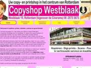 Copyshop Westblaak
